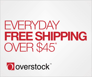 Everyday Free Shipping Over $45*