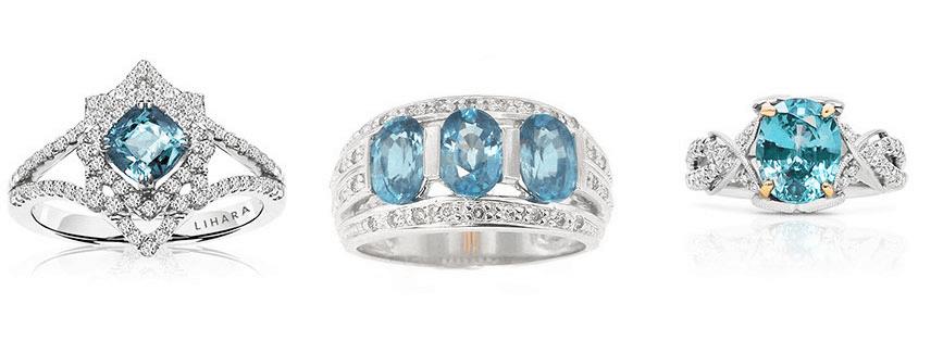 Zircon Jewelry