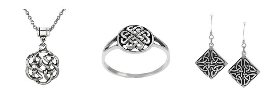 Celtic Knot jewelry