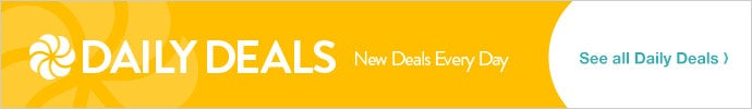Daily Deals - New Deals Every Day - See All Deals
