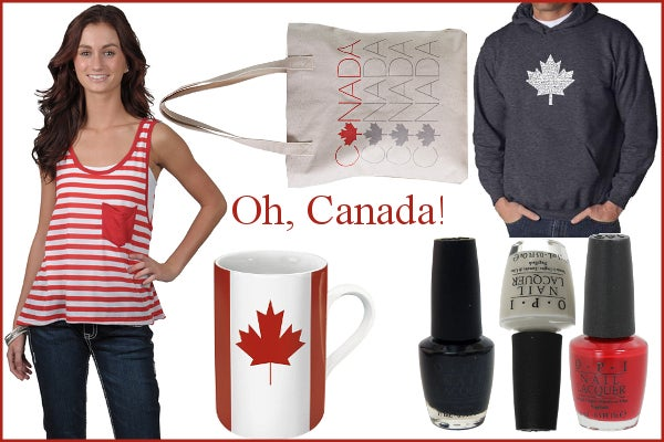 Celebrate Canada Day with Overstock.com