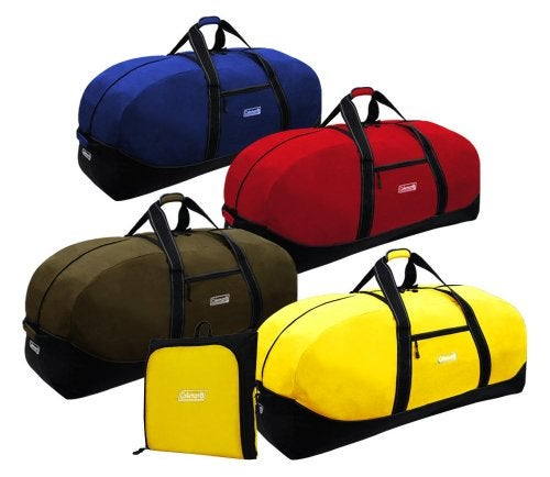 Coleman Explorer Camp Duffle Bag from Overstock.com