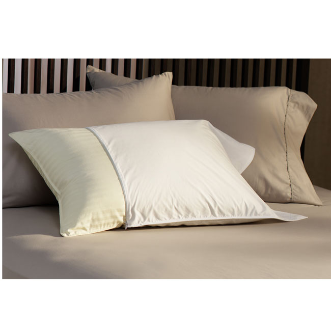 SleepSafe 230 Thread Count Pillow Protectors (Case of 12)