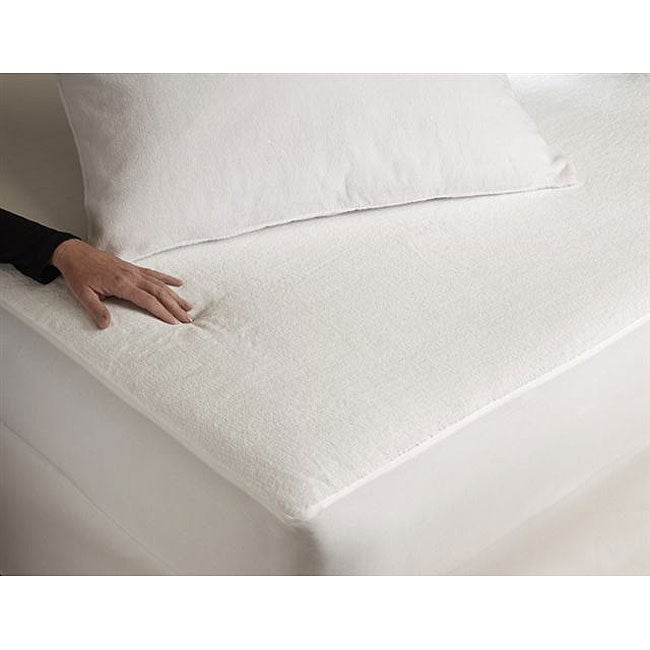 Tuffguard Plus Hypoallergenic Microfiber Pillow Protectors (Set of 2) at Sears.com