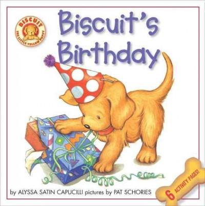 Biscuit's Birthday (Paperback)