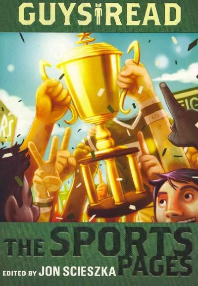 Guys Read: The Sports Pages (Paperback)