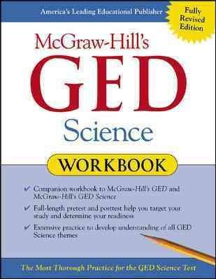 McGraw-Hill's Ged Science: Workbook (Paperback)