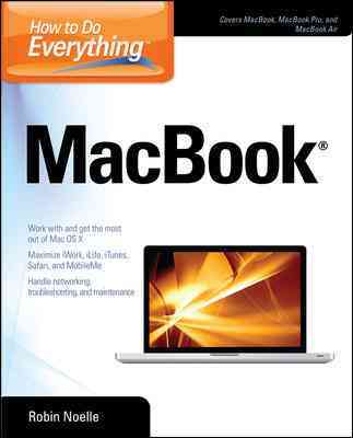 How to Do Everything MacBook (Paperback)