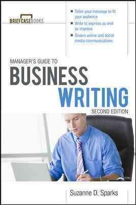 Manager's Guide to Business Writing (Paperback)