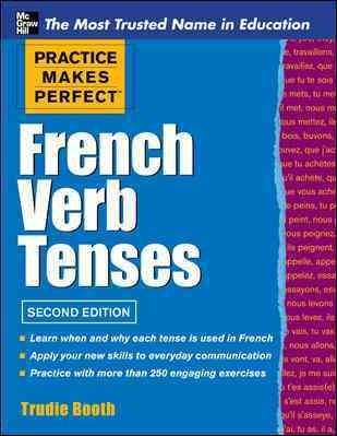 French Verb Tenses (Paperback)