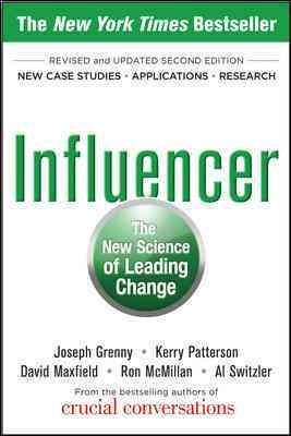 Influencer: The New Science of Leading Change (Paperback)