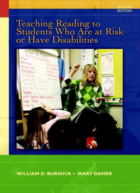 Teaching Reading to Students Who Are at Risk or Have Disabilities: A Multi-tier Approach (Paperback)