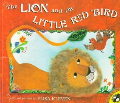 The Lion and the Little Red Bird (Paperback)