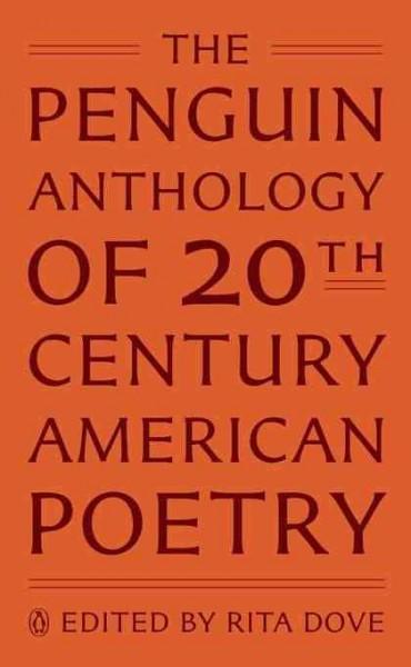 The Penguin Anthology of Twentieth-Century American Poetry (Hardcover)