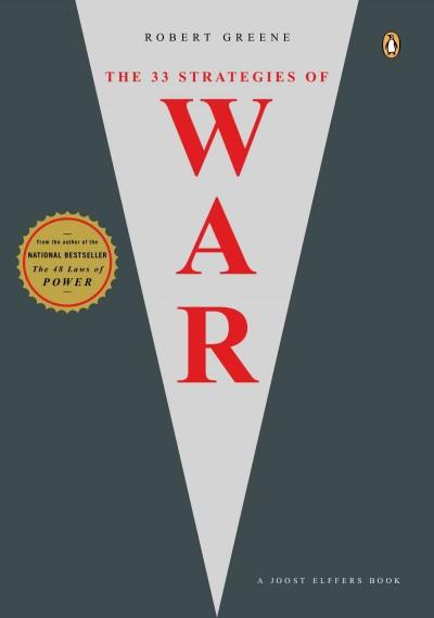 The 33 Strategies of War (Paperback)