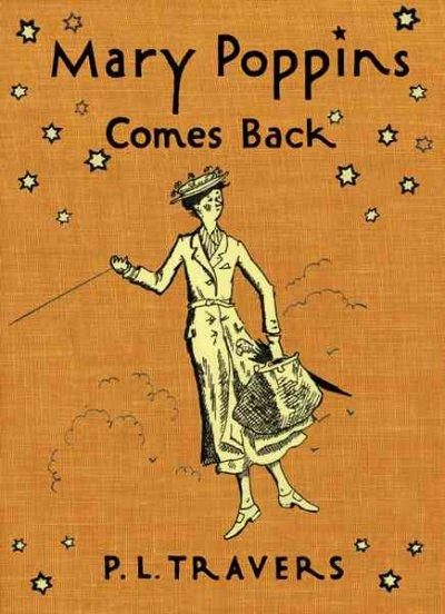 Mary Poppins Comes Back (Hardcover)