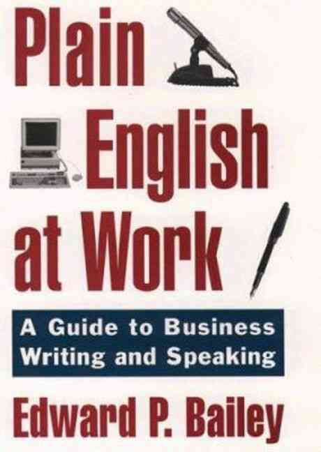 The Plain English Approach to Business Writing (Paperback)