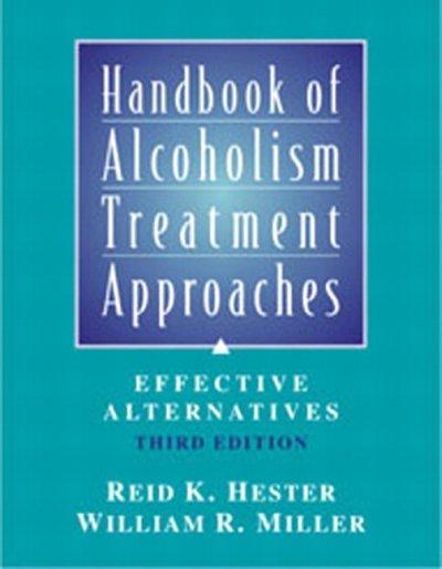 Handbook of Alcoholism Treatment Approaches: Effective Alternatives (Hardcover)