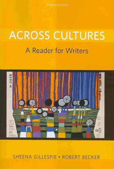 Across Cultures: A Reader for Writers (Paperback)
