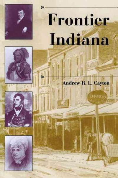 Frontier Indiana (Paperback)