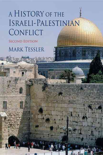 A History of the Israeli-Palestinian Conflict (Paperback)