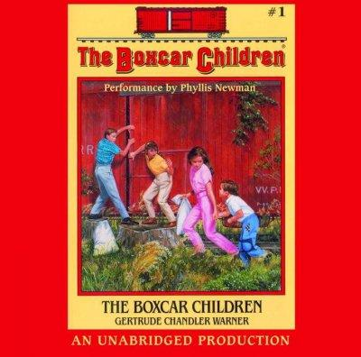 The Boxcar Children (CD-Audio)