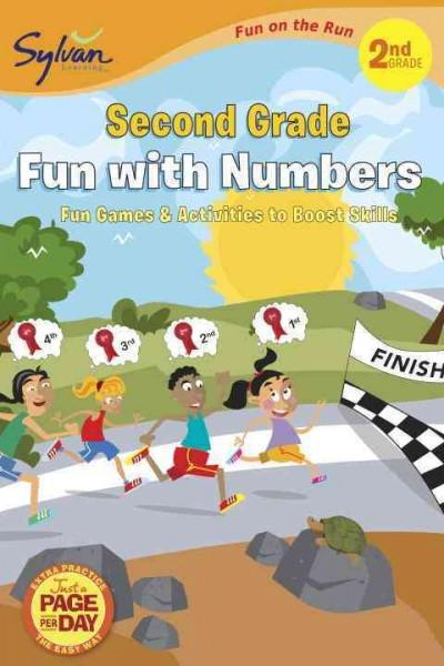 Second Grade Fun With Numbers (Paperback)