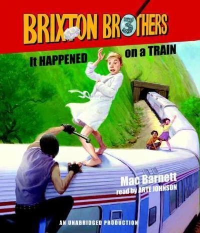 It Happened on a Train (CD-Audio)