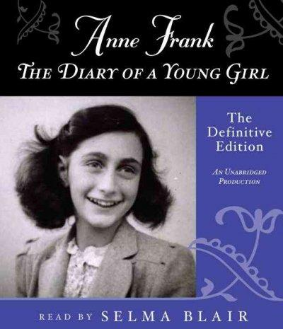 Anne Frank: the Diary of a Young Girl: The Definitive Edition (CD-Audio)