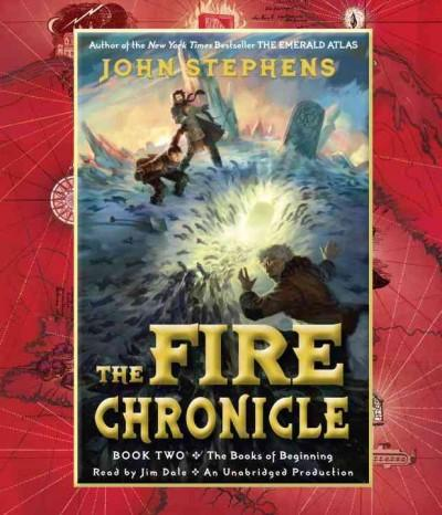 The Fire Chronicle (CD-Audio)
