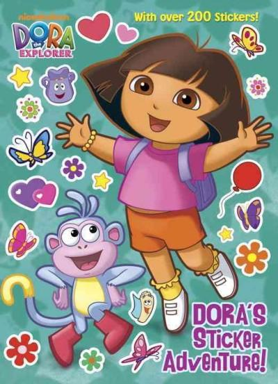 Dora's Sticker Adventure! (Paperback)