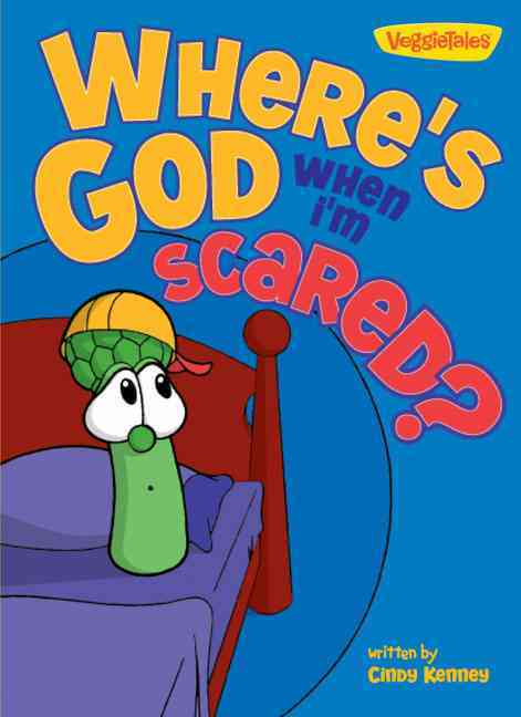 Where's God When I'm Scared? (Board book)