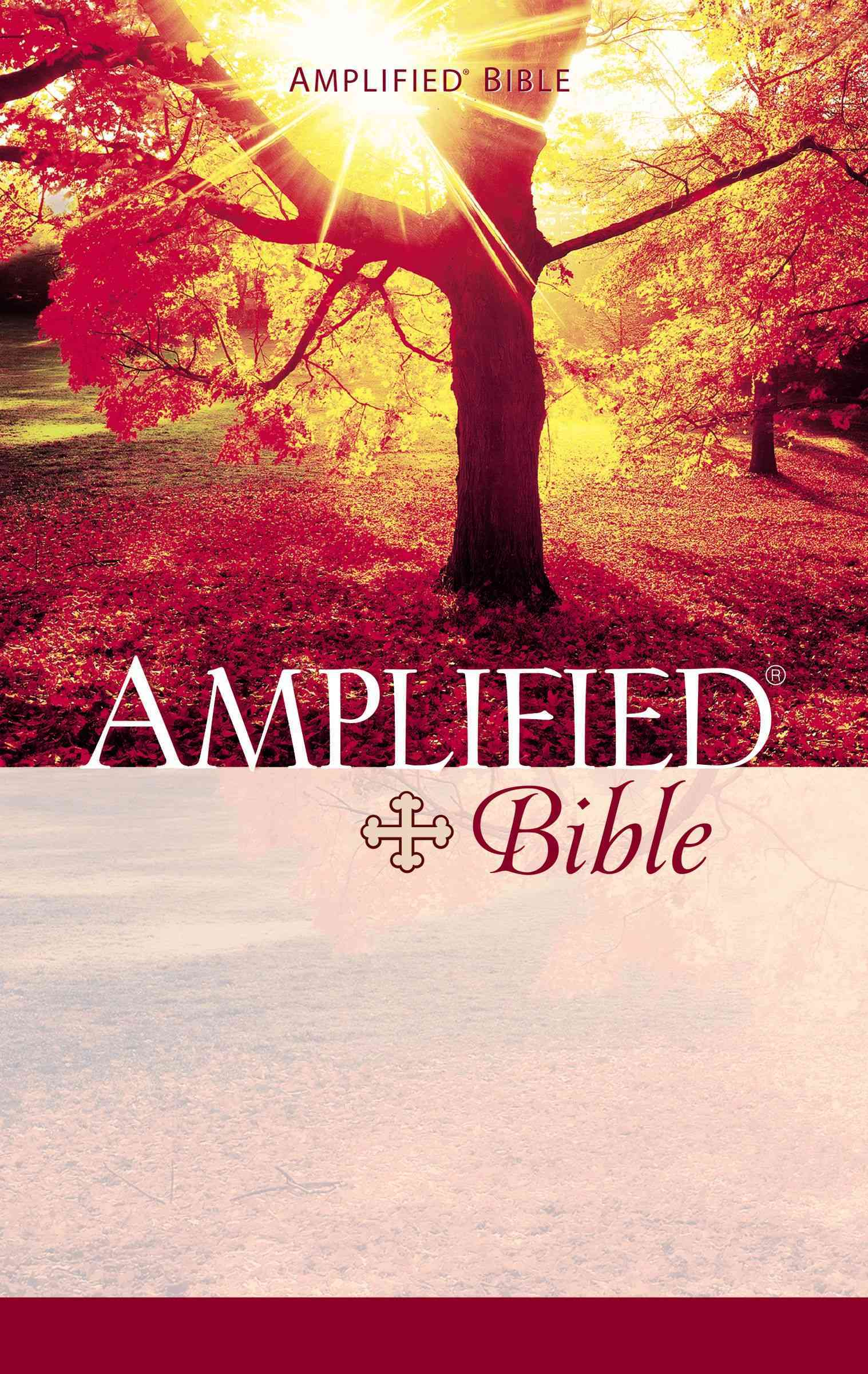 The Amplified Bible/Containing the Amplified Old Testament and the Amplified New Testament (Paperback)