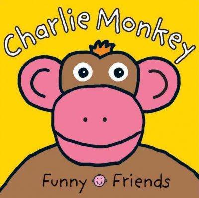 Charlie Monkey (Board book)