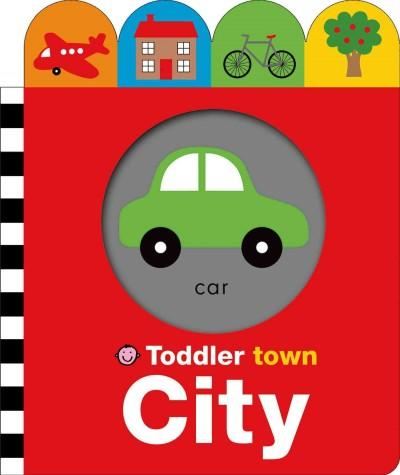 City (Board book)