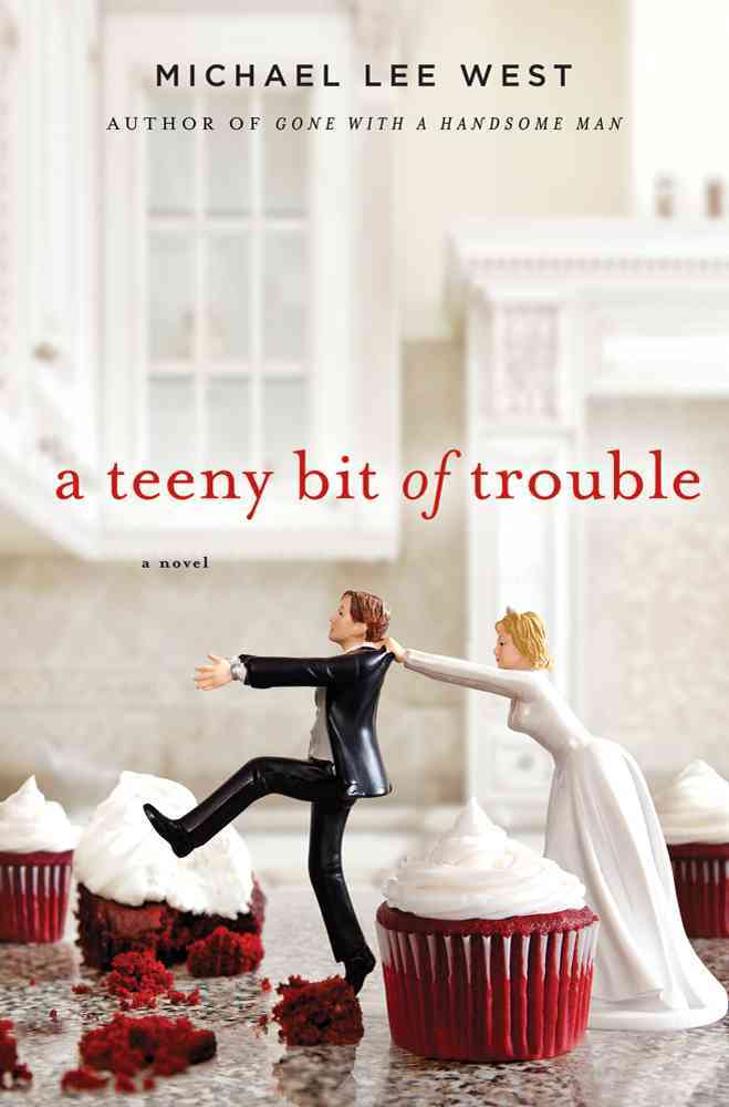A Teeny Bit of Trouble (Hardcover)
