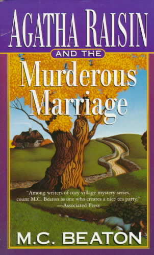 Agatha Raisin and the Murderous Marriage (Paperback)