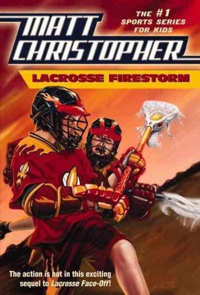 Lacrosse Firestorm (Paperback)