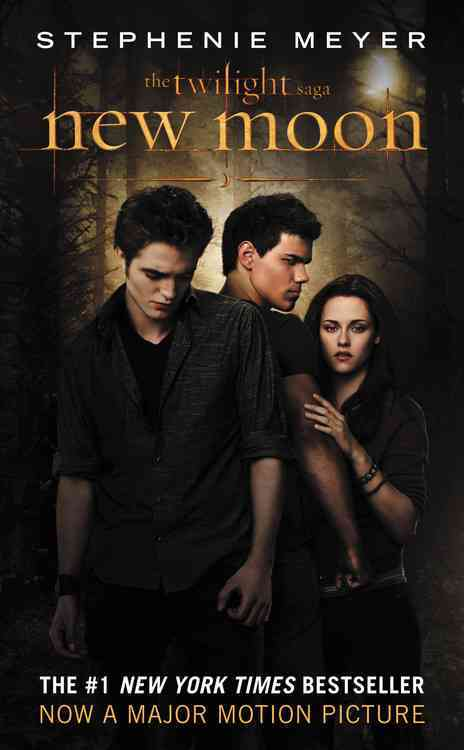 The Twilight Saga:New Moon(Paperback / softback)
