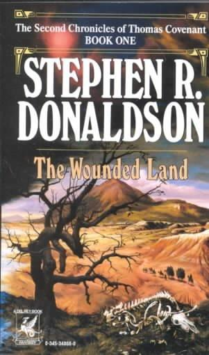 Wounded Land (Paperback)