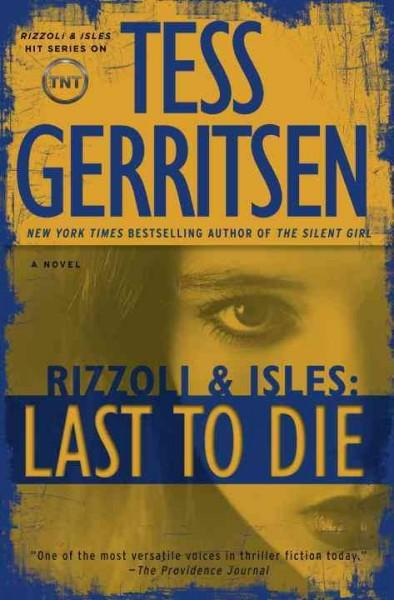 Last to Die (Hardcover)