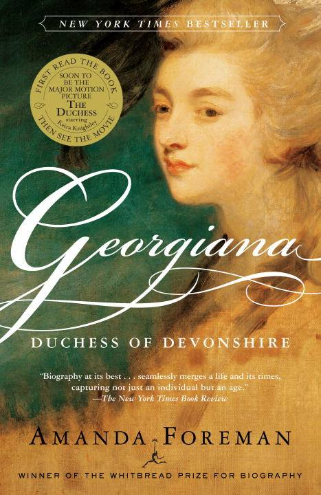 Georgiana: Duchess of Devonshire (Paperback)