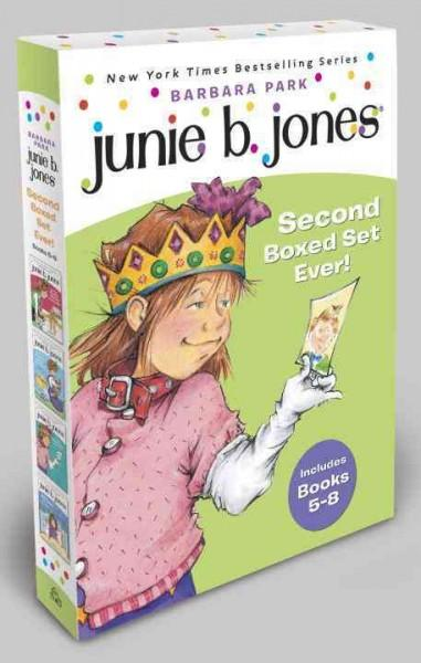 Junie B. Jones's Second Boxed Set Ever!: Books 5-8 (Paperback)