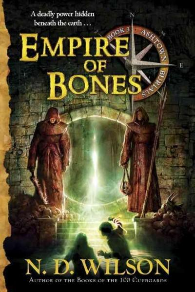 Empire of Bones (Hardcover)