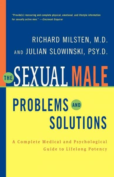 The Sexual Male: Problems and Solutions (Paperback)