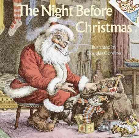 The Night Before Christmas (Paperback)