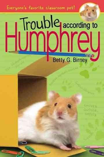 Trouble According to Humphrey (Hardcover)
