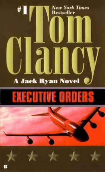 Executive Orders (Paperback)