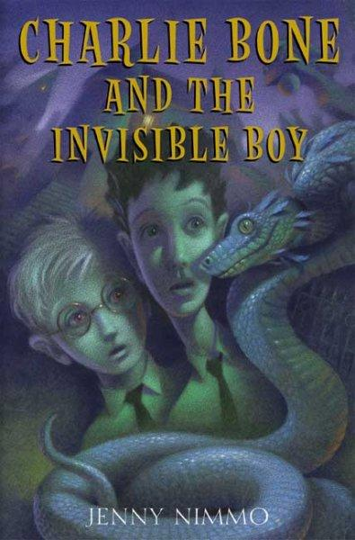 Charlie Bone and the Invisible Boy (Hardcover)