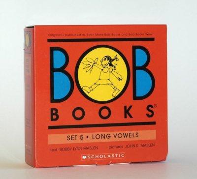 Long Vowels: Bob Books Set 5 (Paperback)